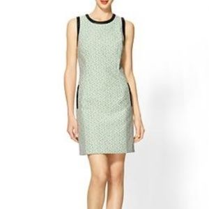 Pim + Larkin | Sheath Jacquard Dress